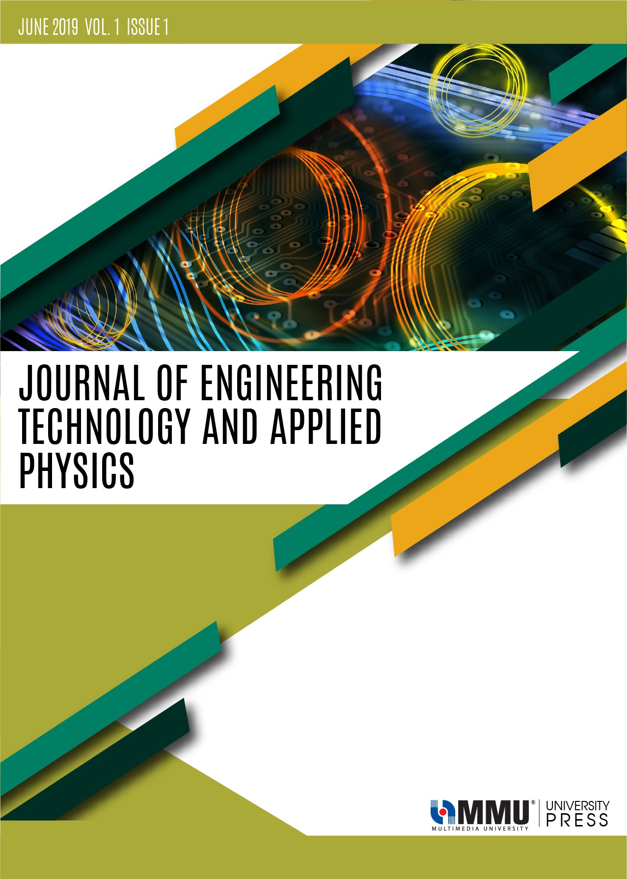 Journal of Engineering Technology and Applied Physics
